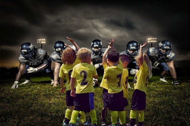 The Benefits Kids Get by Playing Athlete Sports