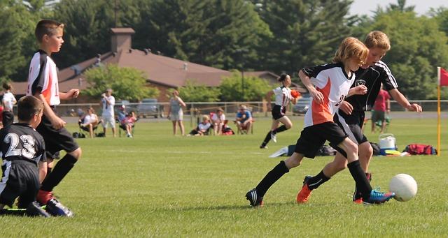 6 Reasons Kids Quit Sports