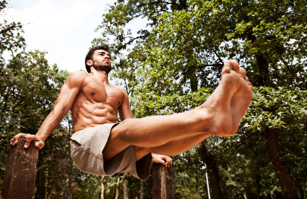 Calisthenics – This trend sport turns the street into a fitness studio