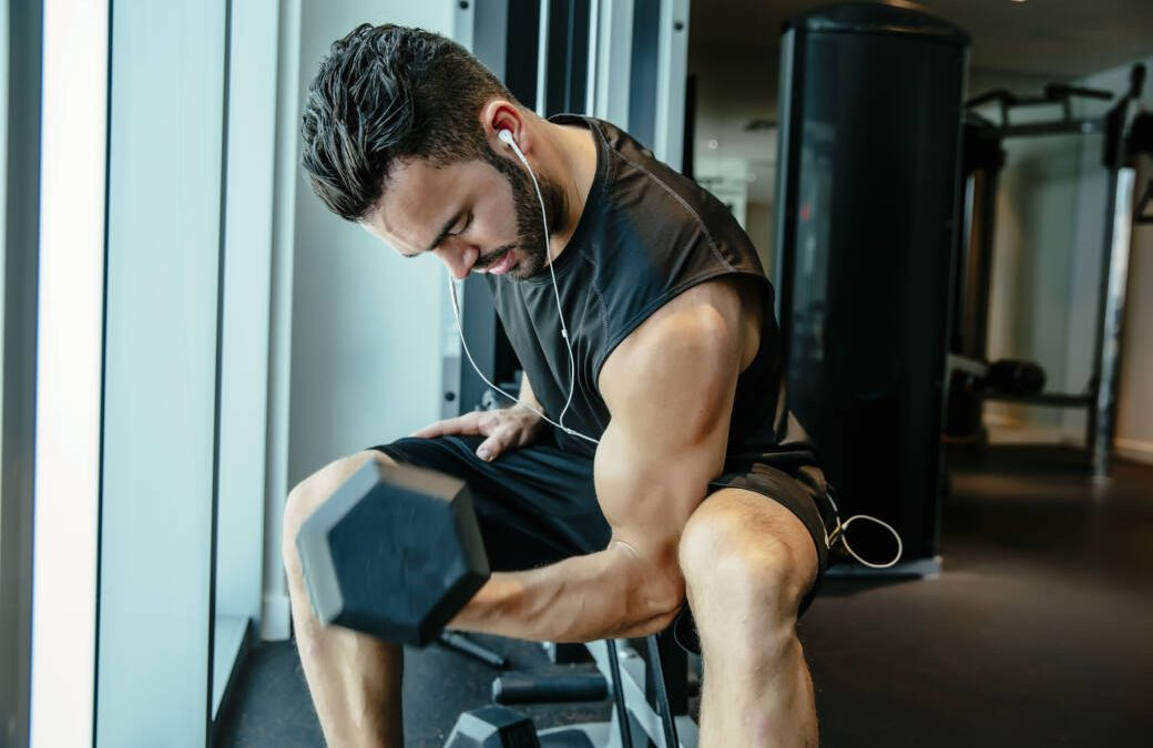 Vegan and weight training – do they go together?