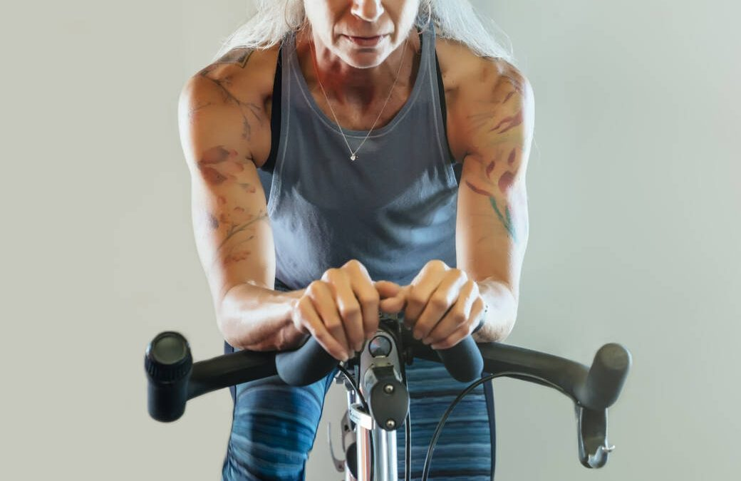 Endurance sports can accelerate muscle repair in old age