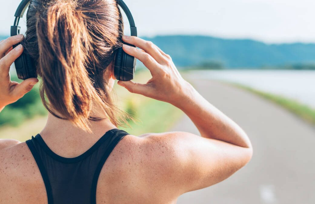 The right music in sports can make training more effective